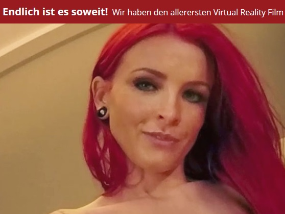 lexyRoxx Virtual Reality Porno Film